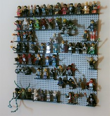 LoH Wall Display (jgg3210) Tags: 6 man crimson wall silver skull grey book kid comic lego display gothic plate doctor electron captain superhero characters cloak ultra base cyclone 3m cobalt loh sentry toxin minifigure seraphim moc spoilers supervillain indestructible trickshot minifigures leagueofheroes viridia