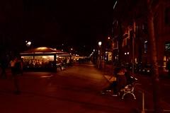 Las Ramblas Street Dining (armct) Tags: barcelona mainstreet downtown nightlights dining lasramblas tradition treelined
