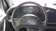 Ford E350 Cockpit (heinzwernerarens) Tags: ford motorhome wohnmobil e350