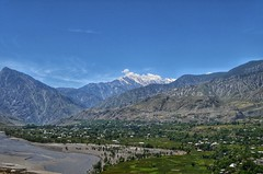 The Mountains Surrounding Chitral Valley (Emaad Paracha) Tags: festival fort top pass mosque valley mir dir kalash shahi mardan chitral malakand lowaripass lowari terich bumburet lowaritop timergara chilimjusht