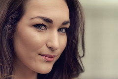 Jasmine (Stuart Mac) Tags: woman beauty face look pose eyes dof jasmine lips d750 brunette