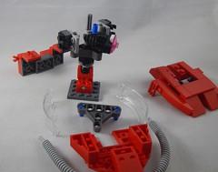 Monoeye mechanism exposed (donuts_ftw) Tags: lego zaku mecha moc zeon monoeye