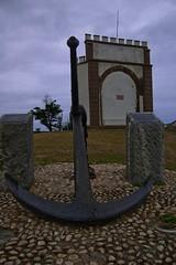 Ribadesella - Ermita de Nuestra Seora de Gua (damargo1983) Tags: sky clouds arquitectura edificio asturias cielo nubes ancla ermita ribadesella marcantbrico ribeseya ermitadegua montecorberu nuestraseoradegua