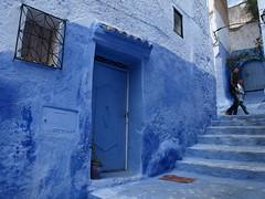 P4108020 (bartlebooth) Tags: africa blue northafrica muslim islam unesco morocco maroc medina chaouen chefchaouen marruecos worldheritage rif maruecos