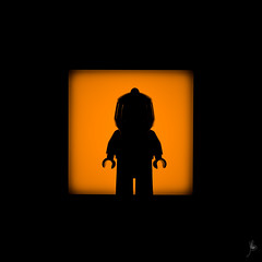 Shadow (179/100) - Biohazard (Ballou34) Tags: light shadow danger canon toy toys photography eos rebel blackwhite flickr lego stuck nuclear plastic suit biohazard photgraphy minifigure afol 2016 2015 minifigures toyphotography 650d t4i eos650d legography rebelt4i legographer stuckinplastic ballou34 enevucube 100shadows