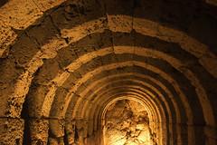 Underground room (Vojinovic_Marko) Tags: travel ancient nikon hellas historic greece archeology mythology hades  grka nekromanteion d7200  nekromantion