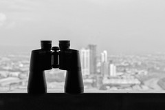 distance (Csaba Desvari) Tags: city binocular distance