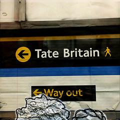 tate subway