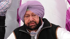 Planned to quit Cong, form own party before return as Punjab unit chief- Amarinder (Punjab News) Tags: punjabnews punjab news government congress captainamrinder