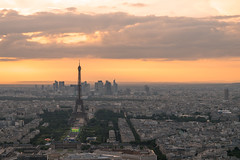 Montparnasse Tower Panoramic Observation Deck (joshgray93) Tags: city paris france tower architecture observation landscape europe cityscape view eu eiffel panoramic deck montparnasse