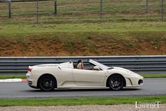Ferrari F430 Spider  - 20160605 (0483) (laurent lhermet) Tags: sport ferrari collection et ferrarif430 levigeant ferrarif430spider valdevienne sportetcollection circuitduvaldevienne sel55210 sonya6000 sonyilce6000