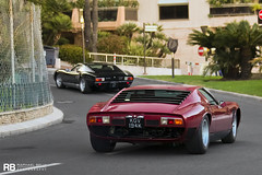 Lamborghini Miura SVJ (Raphal Belly Photography) Tags: red black paris france cars car canon de french rouge photography eos hotel automobile riviera photographie south voiture casino montecarlo monaco mc belly 7d carlo monte raphael rosso lamborghini luxury nero rb supercar sv spotting supercars noire raphal miura rossa principality principaut 5090 svj 98000