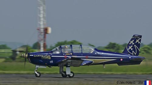 Socata TB 30 Epsilon / Armée de l'Air - Cartouche Doré / F-SEWL