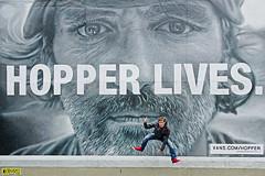 Hop the Hopper! (RodaLarga) Tags: ny newyork jump jumping nikon hopper d7000
