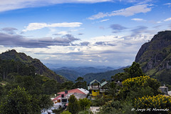 As far as the eye can see (Jorge M. Morando) Tags: blue mountains clouds ella views srilanka lk far uvaprovince