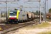 483 305 (atropo8) Tags: italy train nikon merci zug cargo verona treno freight veneto cereali d810 captrain 483305