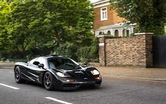 F1. (Alex Penfold) Tags: black london cars alex car super f1 mclaren autos supercar supercars penfold 2016