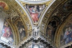 ROMA - LA BASILICA DE SANTA MARIA LA MAYOR (DETALLE) (mflinera) Tags: santa roma la italia mayor maria basilica