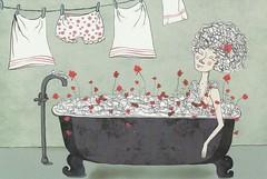 Clotheslines (Tweeling17) Tags: clotheslines waslijnen
