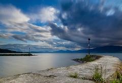 Le port d'Estavayer-le-Lac (Switzerland) (christian.rey) Tags: port pose landscape schweiz switzerland suisse sony lac fribourg paysage 77 neuchtel longue estavayer broye 1650 nd1000