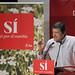 Hay un pacto no escrito y una complicidad clandestina entre Rajoy e Iglesias porque a ambos les interesa debilitar al PSOE