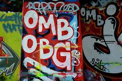 graffiti amsterdam (wojofoto) Tags: holland amsterdam graffiti nederland netherland obg omb flevopark amsterdamsebrug wolfgangjosten wojofoto