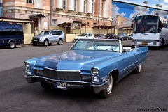 Cadillac DeVille (Helvetics_VS) Tags: cadillac deville oldcars