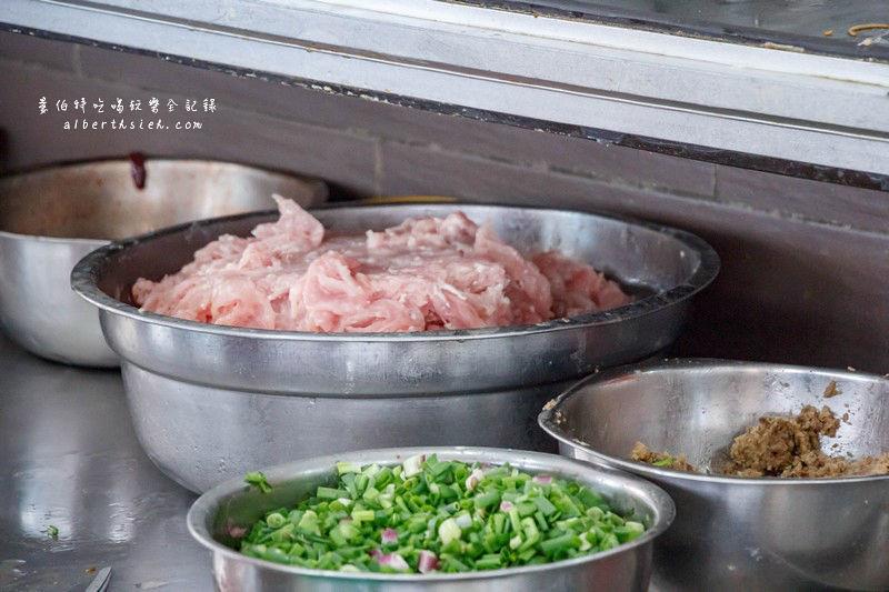 沙巴亞庇美食.生肉麵