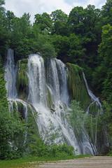 Cascade de Glandieu (Ain) (bernarddelefosse) Tags: france rhnealpes in gland brgniercordon saintbenot glandieu cascade
