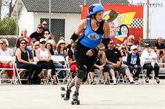 CH1A0793 (Tristan King) Tags: rollerderby carlsbad cvdg ncda flattrack northcountyderbyalliance cochellavalleyderbygirls