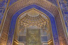Tilya Kori Madrasah (Stefano Cislaghi) Tags: uzbekistan samarkand registan madrassah madrasah