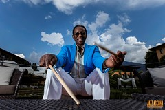 Herlin Riley (JazzAscona) Tags: ascona band jazz brass jazzfestival lungolago trem jazzascona herlinriley jazzascona16