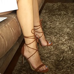 MyLeggyLady (RJT61) Tags: sexy feet strappy sandals legs stiletto heels