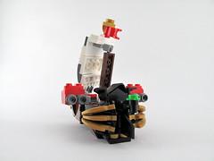 Pirate Ship (bricks.life.idea) Tags: lego mixels pirateship pirate