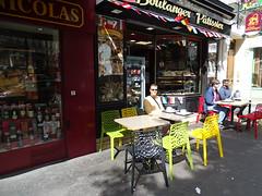 Paris '16 (faun070) Tags: paris jhk boulangerie dutchguy