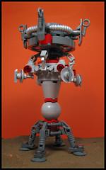Planetary Probe. (Karf Oohlu) Tags: lego moc space planetaryprobe scifi scientificprobe