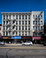 Bowery (79) 147 (shooting all the buildings in Manhattan) Tags: nyc newyorkcity ny newyork june architecture us manhattan bowery elevation 2016