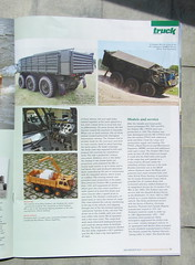Diecast Collector Magazine July/August 2016 Issue 226 With A Look At Top Die- Cast Alvis Stalwart Models Article By Eric Bryan - 3 Of 6 (Kelvin64) Tags: diecast collector magazine julyaugust 2016 issue 226 with a look at top die cast alvis stalwart models article by eric bryan