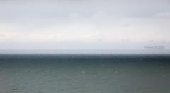 The edge of Belgium (monsieur I) Tags: sea summer seascape beach nature water clouds landscape seaside waves belgium wind horizon belgian flanders saltywater monsieuri