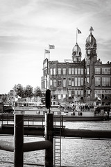 Hotel New York, Rotterdam (Saskia Kemperman) Tags: rotterdam hotelnewyork holland netherlands nederland katendrecht street streetphoto streetphotography