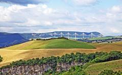 Viaduc de Millau (laurent KB) Tags: millau aveyron viaducdemillau