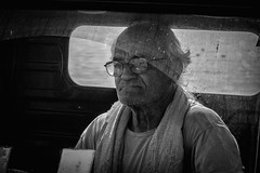 IMG_3768-Edit-2 (TANDRASPHOTOS) Tags: old portrait people blackandwhite sicily driver streetphoto stromboli obscure piaggioape
