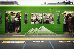 KEIO LINE (xperiane (Extremely busy)) Tags: