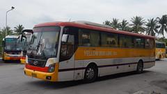 Yellow Bus Line A-4 (rey22 Photography) Tags: yellow hyundai luxury mindanao philbes