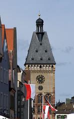 Speyer, Altprtel (city gate) (HEN-Magonza) Tags: germany deutschland speyer rheinlandpfalz citygate rhinelandpalatinate altprtel