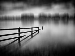 THE DREAM.(Explore) (Neil Hulme.) Tags: longexposure blackandwhite white motion black tree water monochrome liverpool lumix mono fineart fine rivington minimalist ndfilter daytimelongexposure nd110filter borderfx blackandwhitelongexposure
