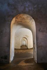 Gone (pantagrapher) Tags: nikon oldsanjuan puertorico arches d600 fortsanfelipedelmorro