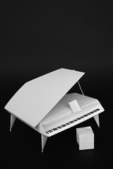 Origami création - Didier Boursin - Piano