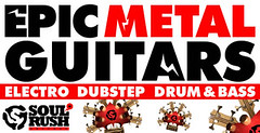 Epic Metal Guitars (Loopmasters) Tags: house mac steve loops samples dubstep royaltyfree deephouse loopmasters