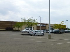 Kohl's in Wooster, Ohio (Fan of Retail) Tags: road ohio retail mall shopping center burbank stores wooster milltown kohls 2013